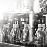 Beverage bottling filling line