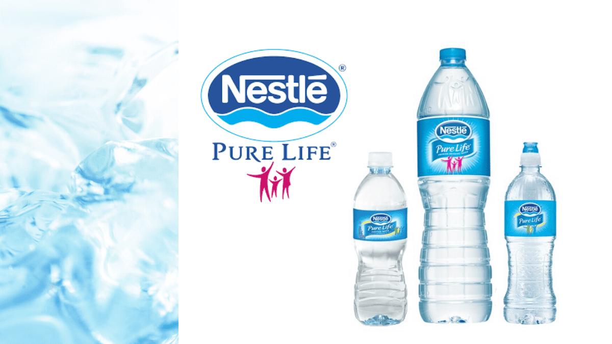 , Eau en bouteilles : Nestlé Waters Al Manhal