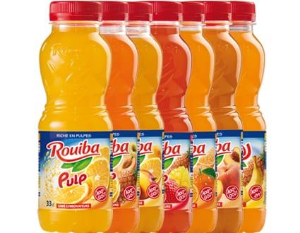 , Non carbonated beverages: NCA Rouiba