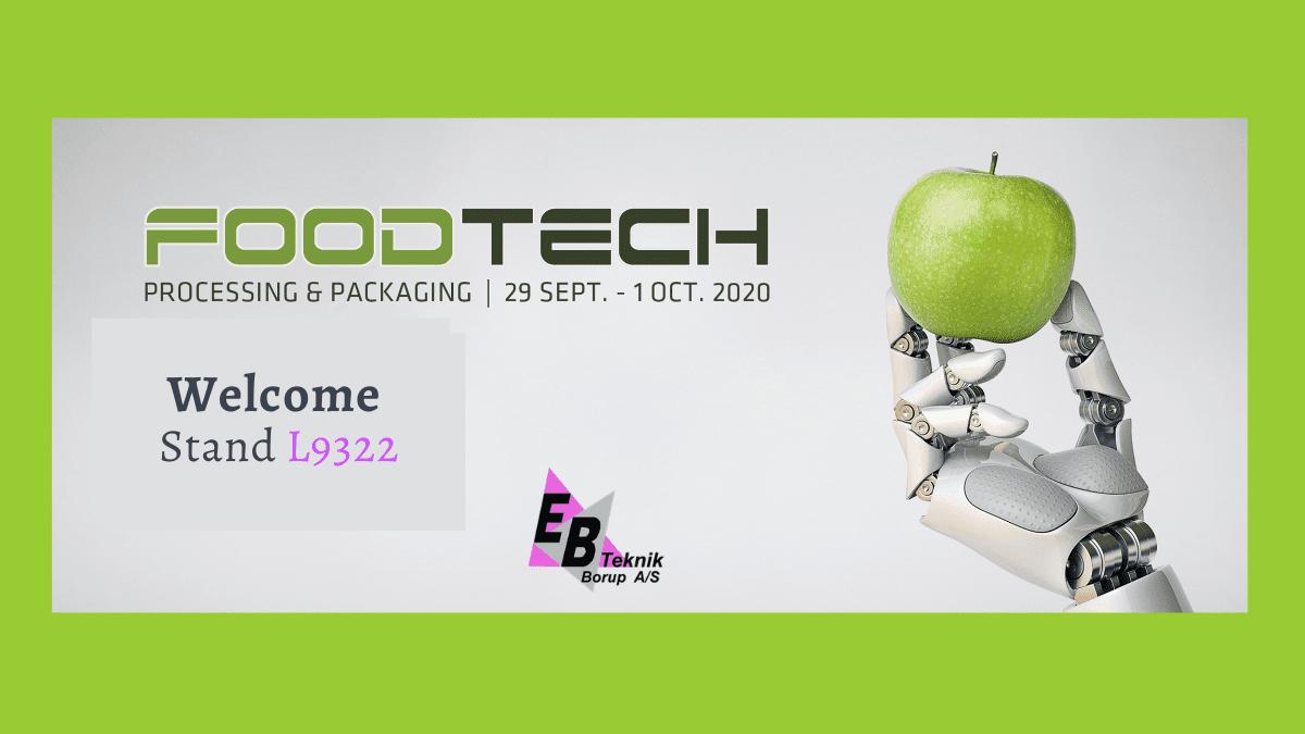 , FoodTech, 29-30 Septembre, Bo et Benjamin vous accueillent stand L9322