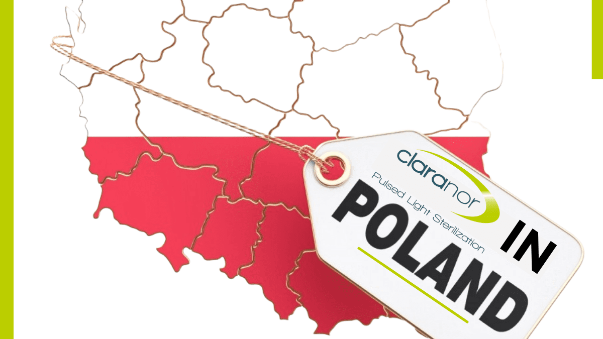 , Claranor in Poland!