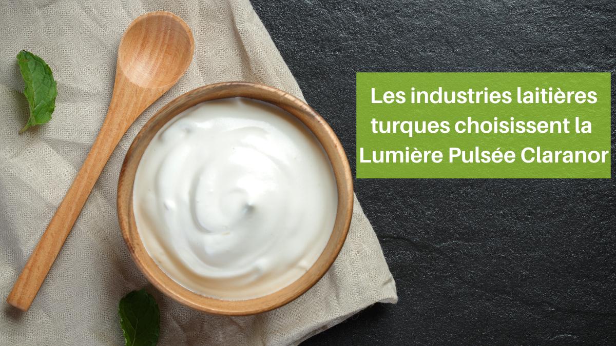 Pulsed light sterilization en Turquie, Produits biologiques et naturels: tendances santé en Turquie